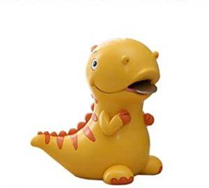 Tirelire dessin annimé dinosaure pour enfant