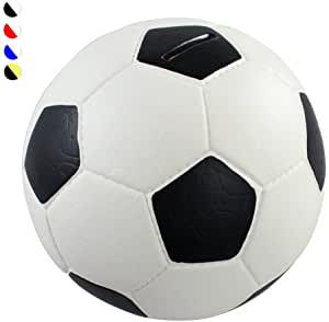 tirelire en forme de ballon de foot pour garcon